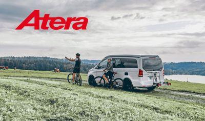 Beratung, Verkauf und Montage von PKW-Trägersystemen der Marken Atera und Thule